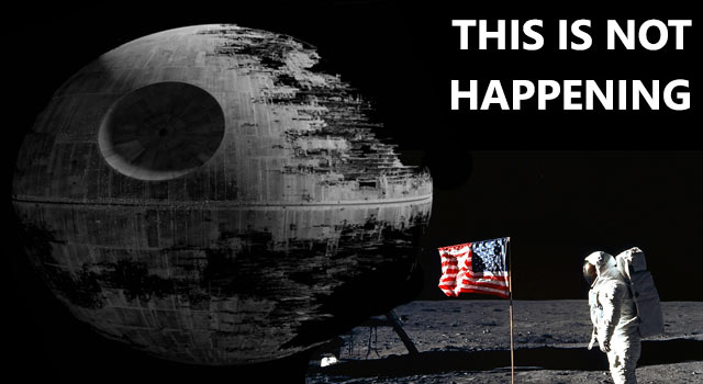 Decision Time: Will The USA Build A Death Star?