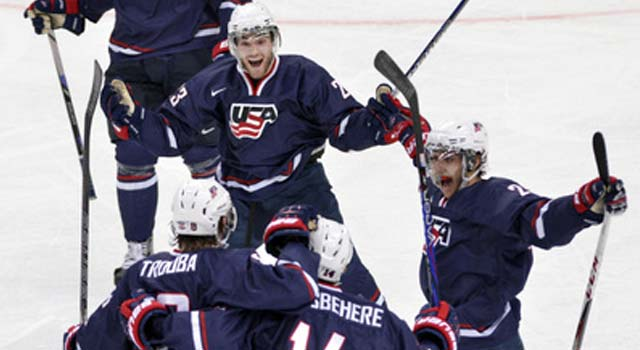 Team USA Wins WJC Gold Medal