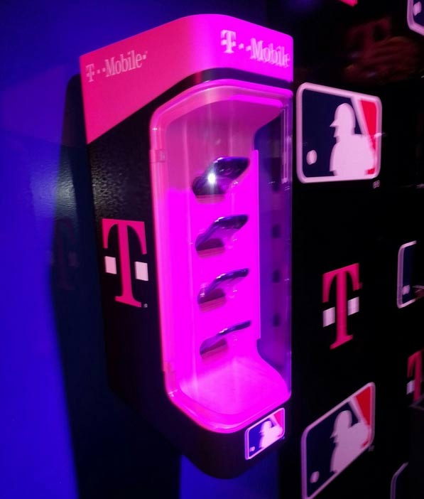 T-mobile's Dugout Cell Phone