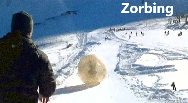 "A ""Zorb"" Accident"
