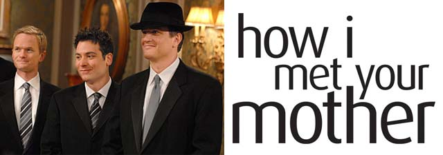 Bromances - How I Met Your Mother