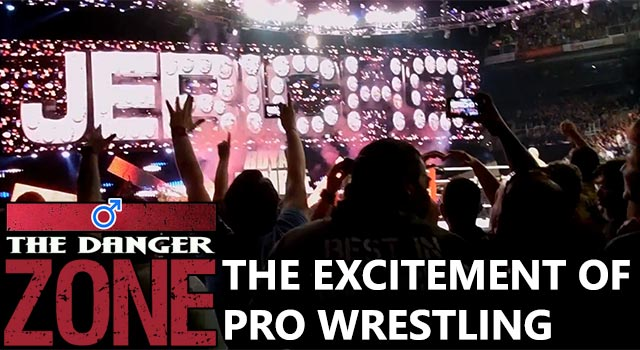 Danger Zone: The Excitement Of Professional Wrestling