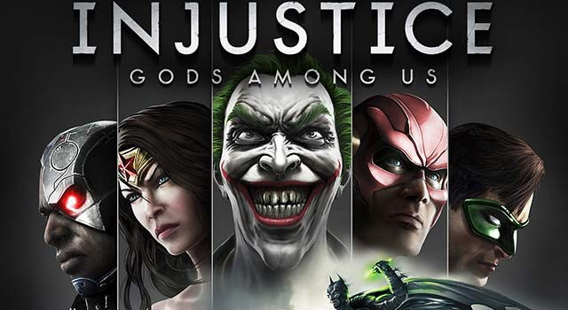 Injustice: Mortal Kombat Meets Justice League Of America