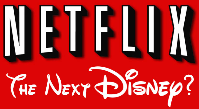 Netflix - The Next Big Studio?