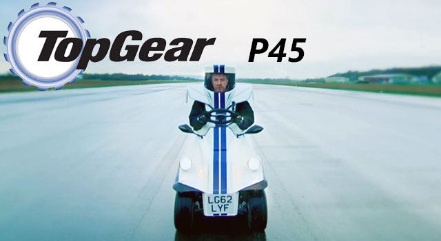 Top Gear: World's Smallest 4 Wheeled Car