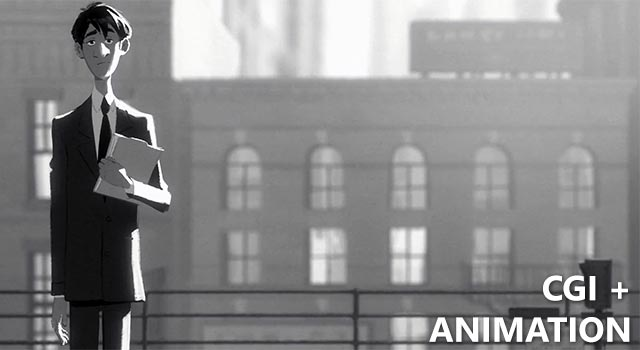 Paperman: CGI And Handrawn Animation Merged