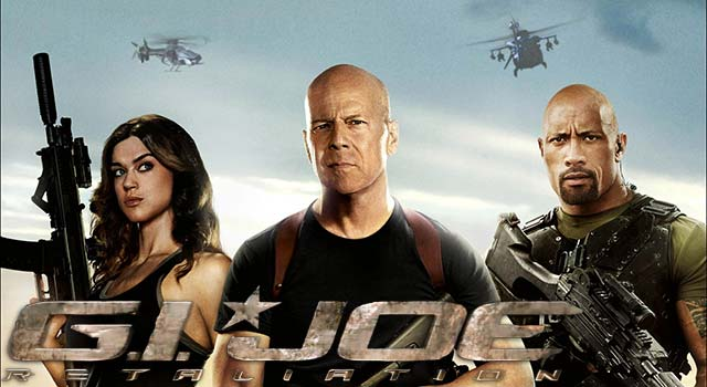The First GI Joe: Retaliation Trailer