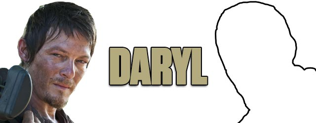 Daryl - Walking Dead TV vs. Graphic Novel