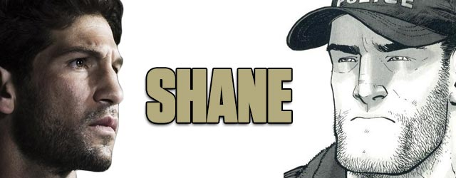 Shane - Walking Dead TV vs. Graphic Novel