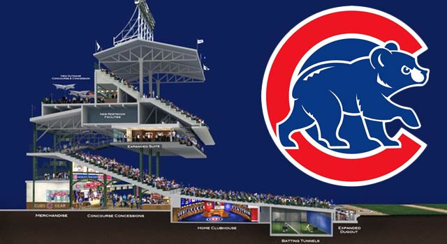 Wrigley Field Redux - A $300 Million Renovation