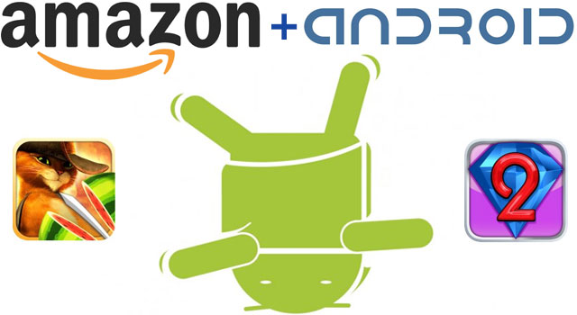 Amazon Appstore Celebrates Two Years With Free Apps
