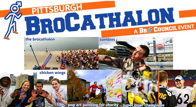 It's Spring: You Should Sign Up For The Brocathalon
