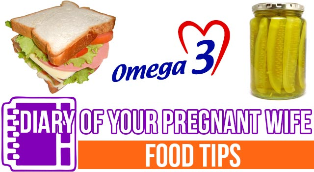 Diary Of A Pregnant Woman: Food Tips For The Father