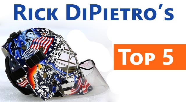 5 Reasons Being Rick DiPietro Is Awesome