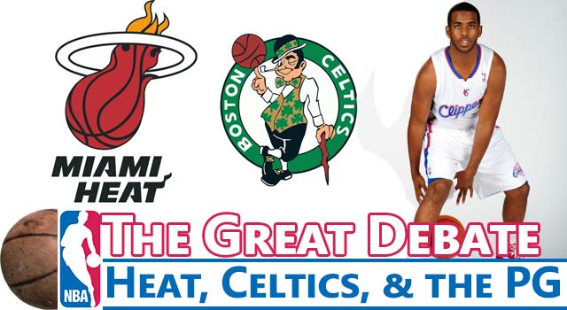 Great NBA Debate: Heat Streak, Celtics, & The Point Guard
