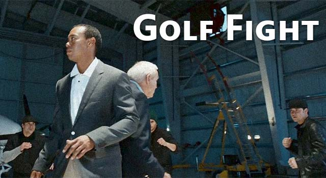 Tiger Woods - Arnold Palmer: The Rumble
