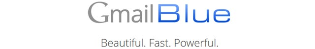 April Fools - Gmail Blue
