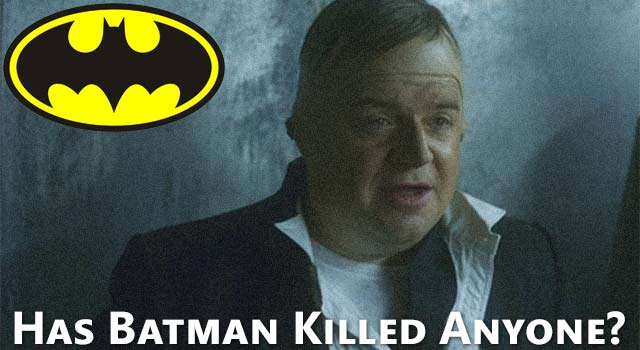 Has Batman Ever Killed Anyone?