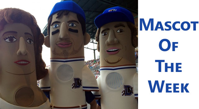 Baseball Mascots: Bull Durham (Plus A Smoking Ad)