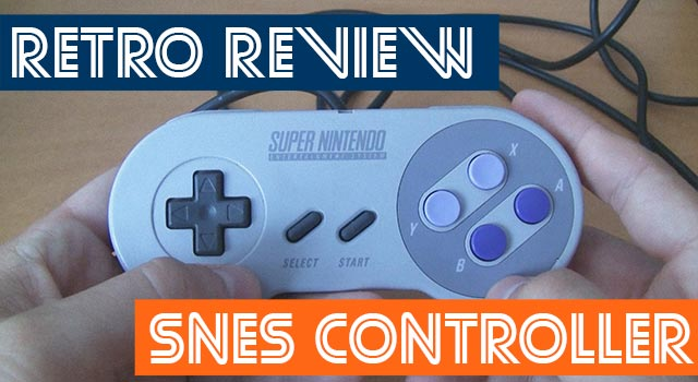 Super Nintendo Controller Review