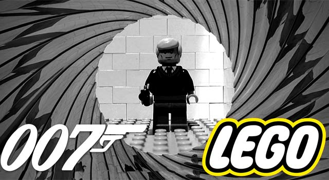 James Bond's Casino Royale Gets A LEGO Remake