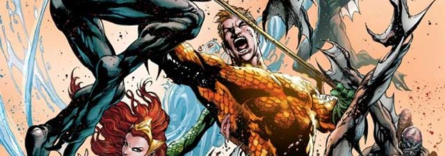 Aquaman Reinvented