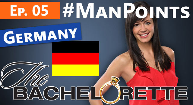 The Bachelorette: Man Points - Episode 05 - Germany