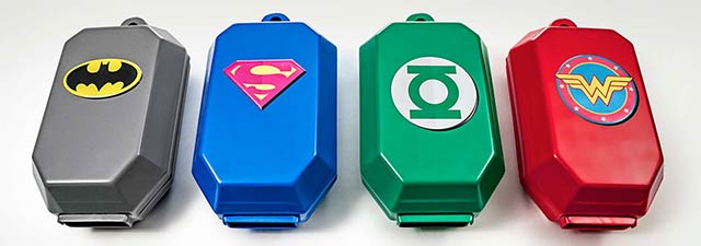 Superformula: DC Comics Tubes