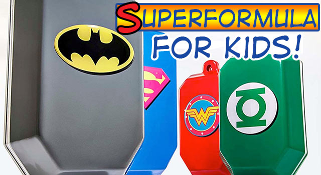 "DC Comics Helps Make Chemotherapy ""Superformula"" For Kids"