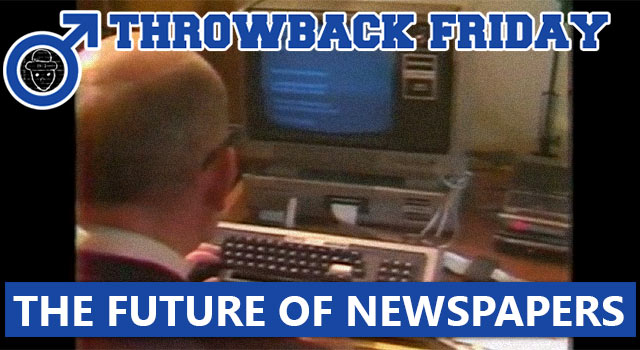 Throwback Friday: Future Of The Internet (From The 1980's)