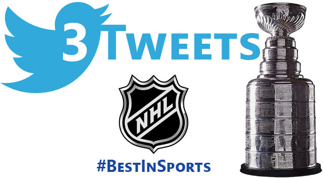 3 Tweets: Proving NHL Twitter Accounts Are #TheBestInSports