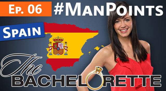 The Bachelorette: Man Points - Episode 06 - Europe