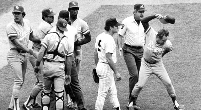 The George Brett Pine Tar Incident Turns 30 - Brett Speaks