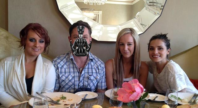 Thomas Hardy Dates Cancer Patient; Proves Bane Is A Nice Guy