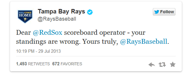 Twitter fight! Red Sox vs. Rays 01