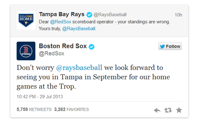 Twitter fight! Red Sox vs. Rays 02