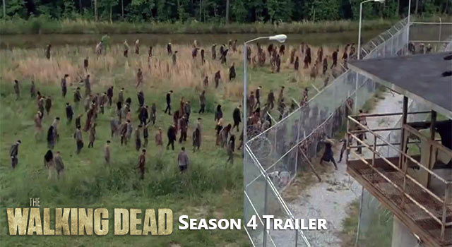 The Walking Dead Season 4 Trailer Is Here