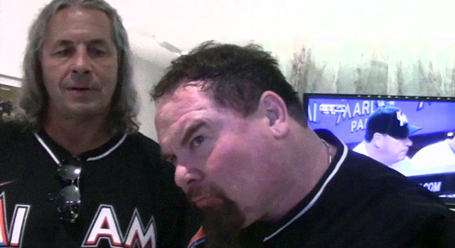 "Jim ""The Anvil"" Neidhart Looks Terrible In Interview"
