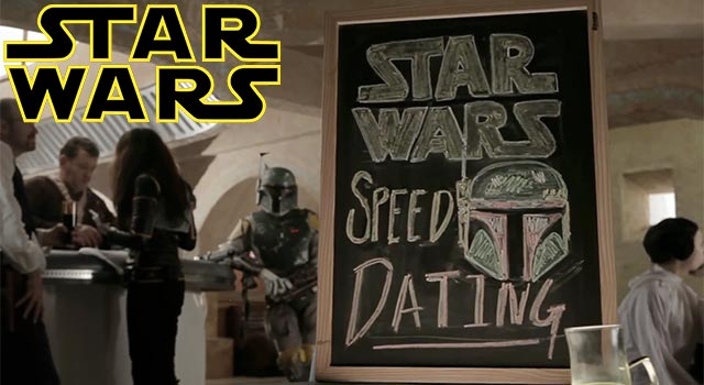 Speed Dating In Star Wars Is Just As Awkward As Real Life