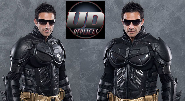 Movie Replica Motorcycle Suits - Superheroes Brought To Life