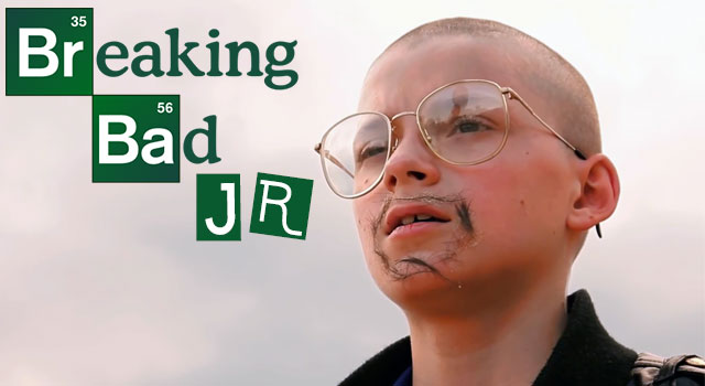 Breaking Bad Jr. Is The Junior High Version Without The Meth