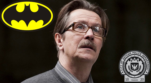 Fox Announces TV Drama About Gotham City's Commissioner Gordon