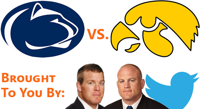 Penn State And Iowa Coaches Schedule Wrestling Meet On Twitter