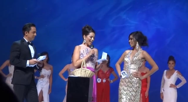 This Pageant Contestant Makes Miss Teen SC Look Like A Genius