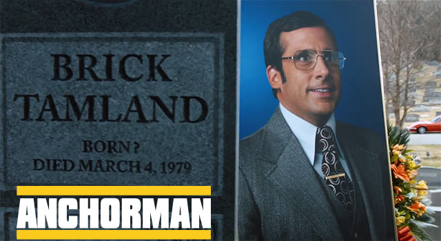 The New Anchorman 2 Trailer Is Live - Brick Is Dead?