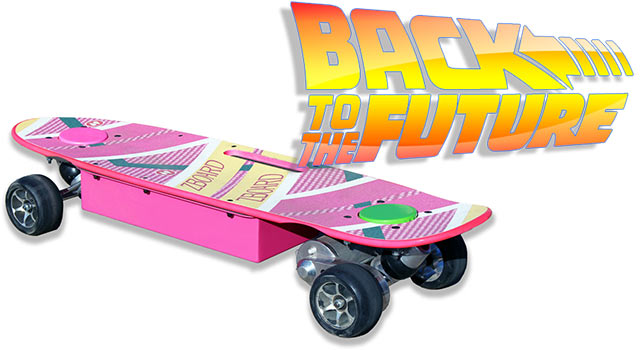 You Can Buy Marty McFly's Hoverboard Without The Hover