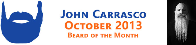 Congratulations to John Carrasco