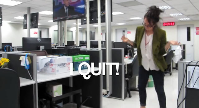 Woman Quits Her Job Via An Interpretive Kanye West Dance