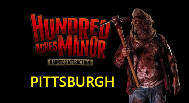 Pittsburgh: Our Hundred Acres Manor Haunted House Review