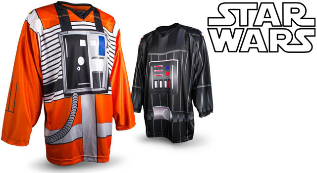 Minor League Star Wars Jerseys: The Best Hockey Jerseys Ever